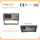 Medidor Megger do modelo do verificador da resistência de isolação (AT683)