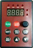 Frecuencia variable Drive-0.2kw VFD, mecanismo impulsor del Enc de la fabricación de la CA de Eds800-2s0002n para el control de velocidad del motor