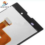 Касание LCD мобильного телефона для агрегата экрана дисплея T3 Сони