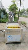 Lavado automático industrial de la pera de Apple del tomate de la fruta y secadora