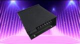 Amplificador 8A del repetidor de la potencia del LED RGB en 3 canales DC5-24V