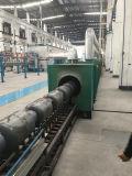 Normalizando a fornalha para a linha de produção do cilindro de gás do LPG