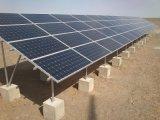 高性能18.6%の210Wモノラル太陽電池パネル
