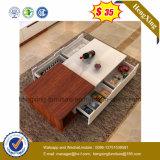 $ 35 Salon Meuble moderne Table basse en bois (HX-CF021)