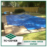 Tampa de segurança durável da piscina para TERMAS