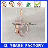 0.05mm kupfernes Folien-Band mit nicht leitfähigem Kleber