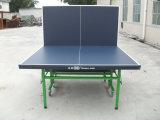 Table de tennis de table à double pli