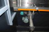 Máquina plegable de la placa de acero Wc67y-100X4000
