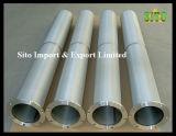 Setaccio dell'acciaio inossidabile per il filtro dalla cartuccia gas/dell'acqua/olio
