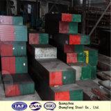 熱間圧延の版、フラットバー型の鋼鉄(SKS3、O1、1.2510、9CrWMn)