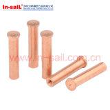 ISO13918炭素鋼の通された溶接のスタッド