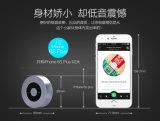 Haut-parleur portatif neuf de 2017 mini Bluetooth avec aux. mains libres de carte de FT dans la fonction
