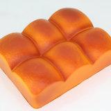 Listado más reciente Golden Yellow Cakes Modelo PU Stress Toys