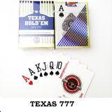 Карточки покера Техас 100% Plastic/PVC играя