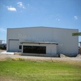 De geprefabriceerde Hangaar van het Landbouwbedrijf van de Structuur van het Staal met Grote Ruimte
