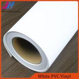 실내 광고를 위한 광택 있는 백색 PVC 비닐