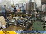 llenador manual de la goma 1000ml (con el calentador y el mezclador)