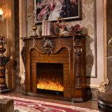 ホテルの家具の骨董品LEDの電気暖炉(319B)