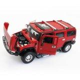아이 R/C 모형 Hummer H2 (면허) 장난감
