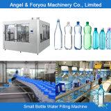 Petite machine de remplissage de l'eau de bouteille de petit de l'eau animal familier de matériel