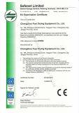 De granulator van de het chloridemeststof van het kalium, geschikt voor poedermateriaal met vochtigheidsinhoud minder dan of gelijk aan 5%