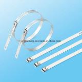 Uncoated связь кабеля нержавеющей стали Multi зафиксированная колючкой