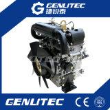 Вертикальный двигатель дизеля 19HP Changchai EV80 цилиндра вала 2