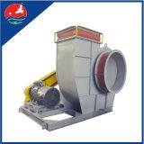 Ventilador fuerte del aire de extractor del arrabio para el triturador de la prensa