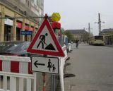 Barreiras da estrada da suficiência da água da segurança de estrada