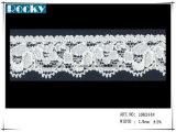 Testo fisso del merletto dello Spandex degli accessori dell'indumento di modo