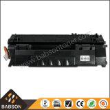 Babson 7553AのHP Laserjet P2014/P2015のための互換性のある黒いトナーカートリッジ
