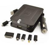 4 в 1 Multi заряжателе черни переходники заряжателя автомобиля USB