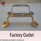 Maneta de los muebles de la maneta de la cabina de la aleación del cinc de la venta directa de la fábrica (ZH-1134)
