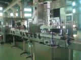 Máquina de etiquetado cada vez más pequeña de la funda del PVC