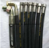 tubo flessibile flessibile idraulico dell'olio del tubo 602-2b-10 per la miniera di carbone
