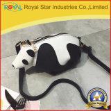 Preiswerteste Mischgroßhandelsfarben-einzelner Schulter-Beutel mit einem Panda