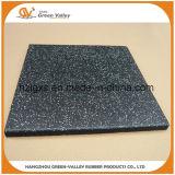 Tapis de sol en caoutchouc composite 50X50cm pour Crossfit