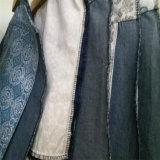 Ткани 100% полиэфира Pocketing используемые для джинсыов