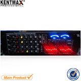 Amplificador de mistura estereofónico da potência das canaletas do USB 2 da eletrônica 100W do fornecedor de China