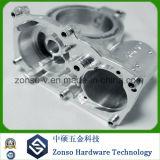 Schwieriger hohe maschinell bearbeitender/maschinell bearbeitete Ersatzteile Präzision CNC