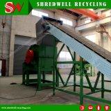 De Maalmachine van de schroot met Grote Capaciteit om het Metaal/het Aluminium van het Afval te recycleren