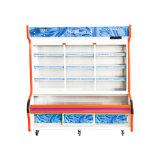 Refrigerador novo de Oder do prato da Três-Camada da temperatura do dobro do estilo