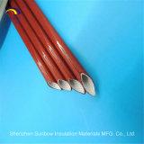 Sunbow 2.5kv Verkabelungs-Verdrahtungs-Draht-Isolierungs-Schutz-Fiberglas-isolierende Hülse