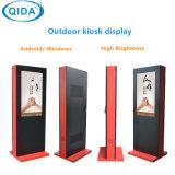 Flexibele LCD van de Vertoning Digitale Signage