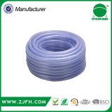 """"""" boyau flexible de l'eau de tissu-renforcé de PVC 2"""