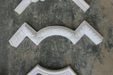 Installation facile et bâti à haute densité de coins pour la décoration intérieure