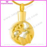 De Juwelen van de crematie om de Medaillonnen van Tegenhangers voor As worden uitgehold die