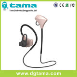 Mini auriculares Running estereofónicos sem fio de pouco peso dos auscultadores do fone de ouvido de Bluetooth do esporte