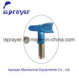 Boquilla azul grande de alta presión/extremidad para Graco