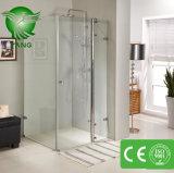 Tipo simples de quarto de chuveiro da decoração da construção
